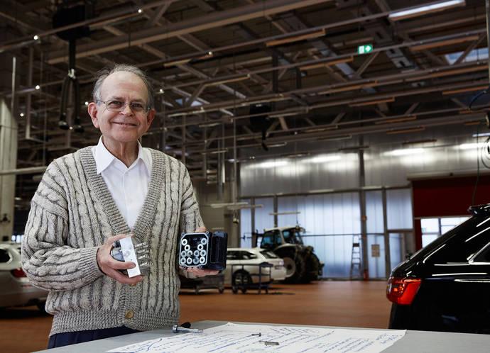 Inventor Programa Electrónico de Estabilidad, Van Zanten, premiado