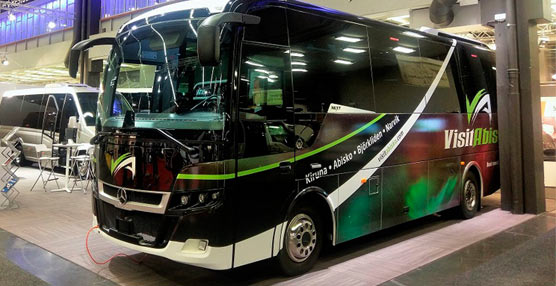 Euro Bus Expo, el mayor evento europeo de autobuses de este año