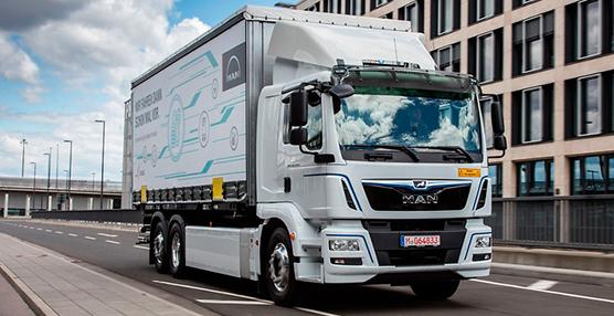 MAN comienza las pruebas prácticas de sus camiones eléctricos en Austria