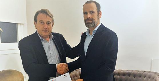 Aeutransmer y BCL suscriben un convenio de colaboración