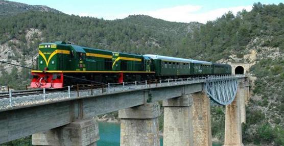 Alsa amplía su actividad ferroviaria con un tren turístico en Cataluña