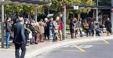 El transporte público cerrará 2018 con un crecimiento superior al 2,5%, según Atuc