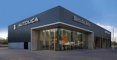 Autolica abre un centro de venta y posventa de buses Mercedes en Terrassa