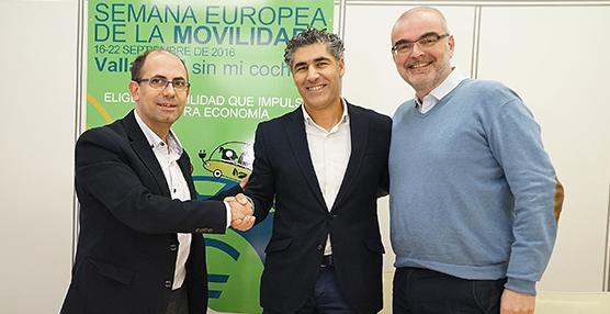 Auvasa y el Ayuntamiento de Simancas, unidos para impulsar el transporte público