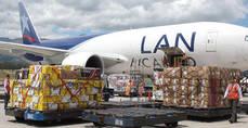 UNO alerta sobre la limitación del tráfico de carga aérea en el Aeropuerto de Barajas