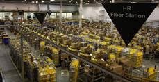El nuevo centro logístico de Madrid recibe material sanitario