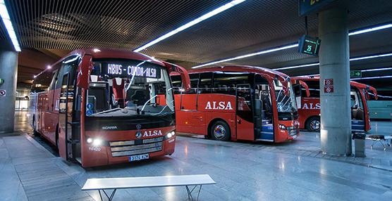 Arranca la nueva concesión de transporte público entre Pamplona y Soria