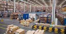 La contratación logística en España alcanza los 455.000 metros cuadrados