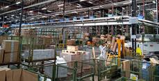 La contratación logística en España alcanza los 692.000 metros cuadrados