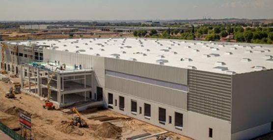 La cifra de contratación logística cae un 41% en Madrid en 2019