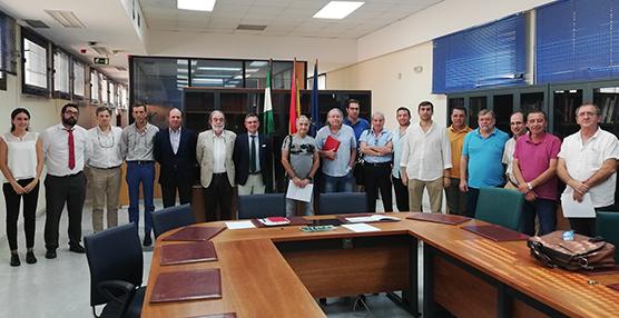 Fandabus firma el Convenio Colectivo de Transporte Interurbano de Sevilla