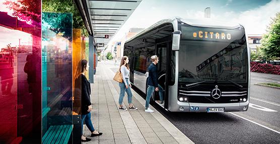 Mercedes-Benz eCitaro: autobús urbano del año 2019 en España