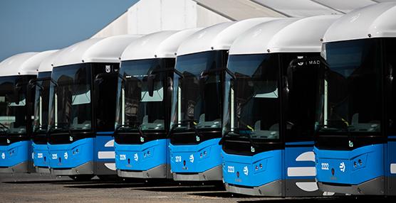 A finales de 2020 Scania habrá puesto en servicio 390 unidades para EMT Madrid