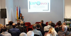 Ethel Vázquez destaca el plan de transporte público de Galicia