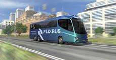 FlixBus proyecta los primeros autobuses de hidrógeno de larga distancia de Europa