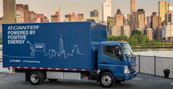 Fuso eCanter: la solución de Mercedes para el transporte de última milla