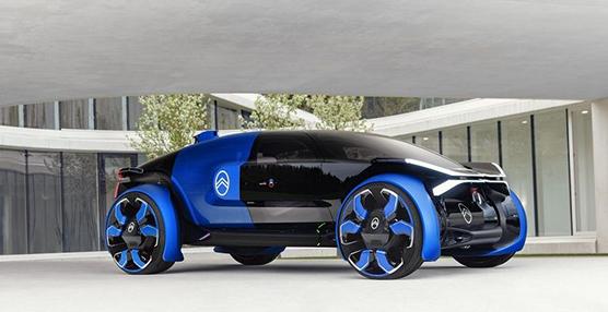 Citroën 19_19 Concept: el vehículo que conmemora el centenario de la marca