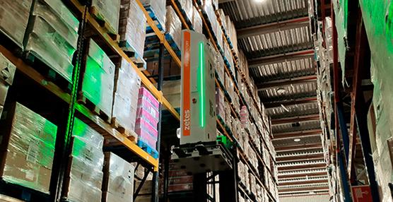 ID Logistics integra tecnología para realizar inventarios en movimiento