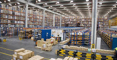 La inversión en logística supera los 1.300 millones hasta septiembre