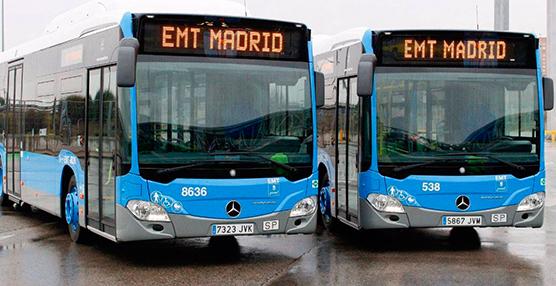 Madrid sube a 1.112 millones la financiación para el transporte público