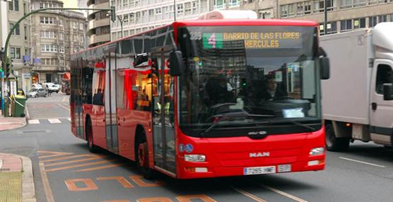 La Xunta y los municipios de A Coruña renovarán el Plan de Transporte para 2020