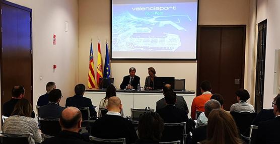 Valenciaport sitúa a los cargadores en el centro de su estrategia de competitividad