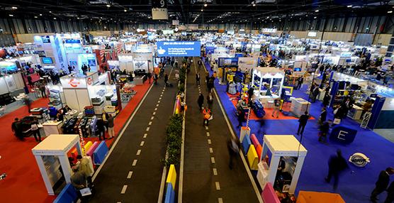 Más de 400 empresas participarán en los salones logísticos de Easyfairs Iberia
