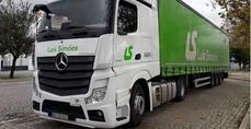 Luís Simões renueva su flota de la mano de Mercedes-Benz Actros