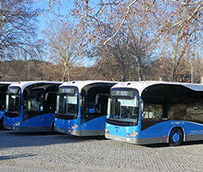 Las matriculaciones de autobuses se redujeron un 10,4% en diciembre