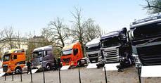 El mercado de vehículos industriales usados crece un 2,7%