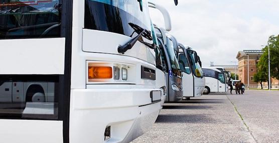 Las matriculaciones de autobuses bajan un 6% en septiembre respecto al de 2017