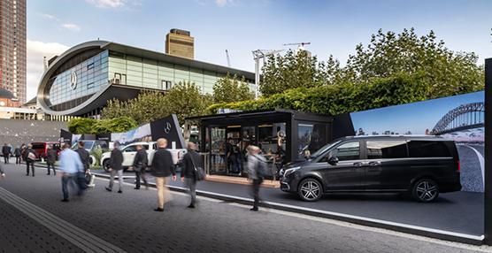 Mercedes-Benz Vans en IAA 2019: desde camionetas hasta MPV eléctricos