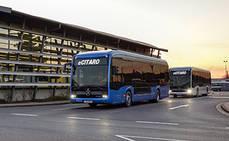 Mercedes-Benz en Estocolmo: buses urbanos con sistema de manejo a medida