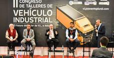 Motortec Madrid patrocinó el II Congreso de Talleres de Vehículo Industrial