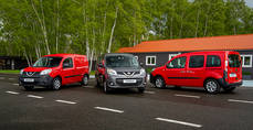 Nissan impulsa el segmento de furgonetas derivadas de turismo con la nueva NV250