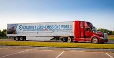 Paccar muestra sus camiones eléctricos y de pila de hidrógeno en el CES 2019
