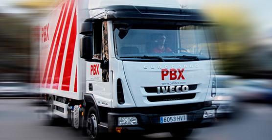 La red de transporte Palibex moverá 100.000 palés más que el año anterior