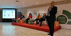 Pere Navarro expone en COP25 la transformación de la ZFB