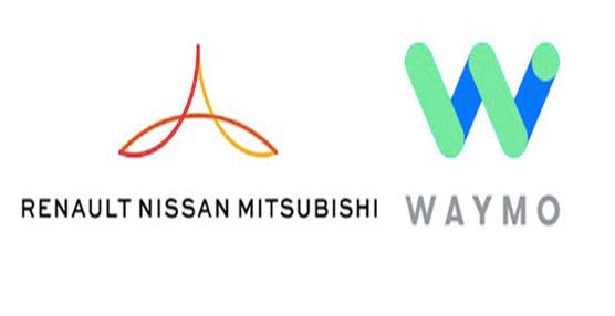Groupe Renault y Nissan firma un acuerdo con Waymo para explorar la movilidad