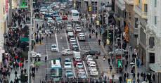 Madrid contará con mapas inteligentes para gestionar en tiempo real los repartos