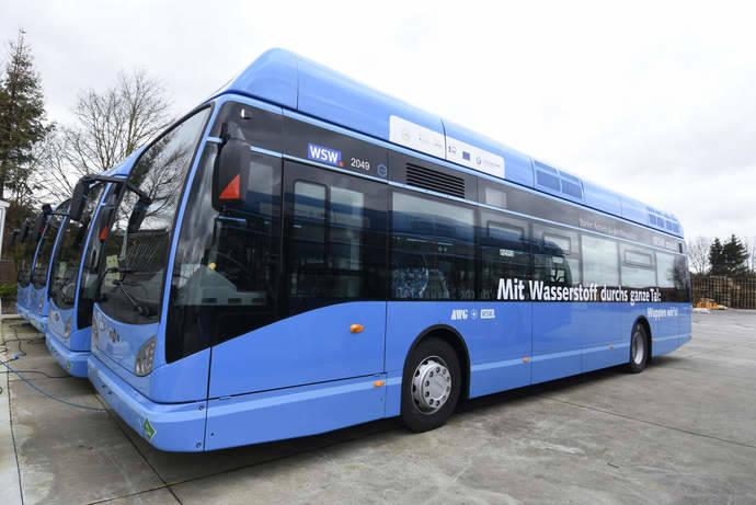 Van Hool, reconocida en Francia por sus autobuses elécricos