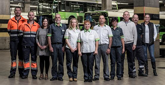 Titsa, segunda empresa certificada por la gestión de seguridad y salud en el trabajo