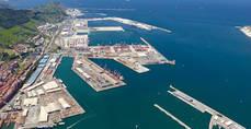 El tráfico del Puerto de Bilbao cae un 6,8% en el primer semestre