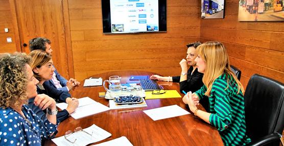 El transporte de mercancías gana casi 600 trabajadores y crea empleo en Murcia