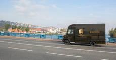 UPS apuesta por las energías alternativas con vehículos eléctricos