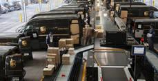 UPS cierra 2019 con un aumento del 3,6% en sus ingresos consolidados