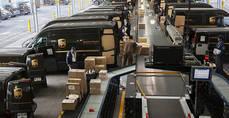 UPS aumenta sus ganancias operativas en el tercer trimestre