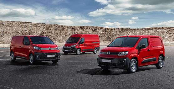 Citroën lidera el mercado de comerciales en España en el primer trimestre de 2019