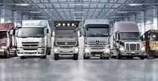 Las ventas de Daimler Trucks en 2019 disminuyeron respecto al año anterior