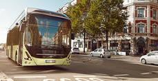 Los autobuses eléctricos Volvo servirán como bibliotecas móviles en Gotemburgo